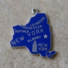Wells Sterling New York Charm