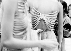 ribcage dress