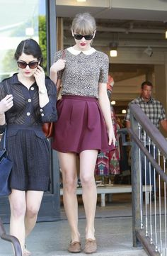 Taylor Swift - Taylor Swift Goes Shopping in Beverly Hills