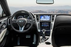 Infiniti has a new infotainment system for 2021 By Louis Pearson /8 Apr 201815:00 A few automakers have executed dual-screen layouts for their in-car infotainment setups. Infiniti is one of them and regardless of some feedback the automaker will adhere to its weapons when its cutting edge infotainment system debuts. Infiniti will retain a dual-screen infotainment layout when it overhauls the framework in 2021 Australia's GoAuto reports refering to a conversation with Francois Bancon…