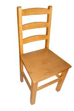 Cadeira nova em madeira maciça. Apenas 35€