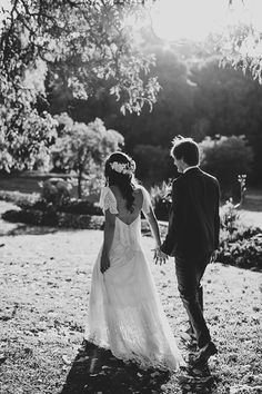 Bright Bohemian Winery Wedding up on the wedding playbook.com featuring Rue De Seine Eve Gown. xx Location: Western Australia | Photography: Bianca Kate Photography | Venue: Arimia | Celebrant: Kathy Lynn Pilkington | Flowers: Dunsborough Florist | Cake: Bake the Cake | Cake Topper: Etsy | Furniture Hire: The Zest Group WA | Lighting & Dance Floor: Cape Marquees | Bride: Rue De Seine from Through The White Door & Grace Loves Lace (Shoes & Anklets) | Bridesmaids: Hippolyta Lace Skater Dress…