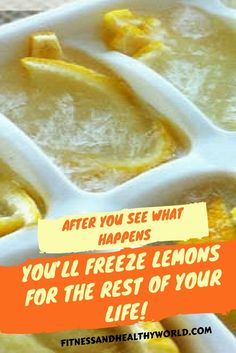 #lemons #freeze #remedy