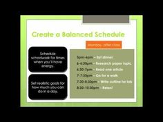 ▶ Time Management - YouTube