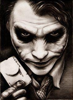joker tattoo - Google Search