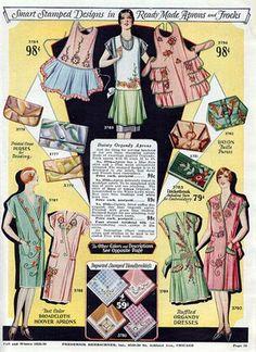 Apron Patterns_1928