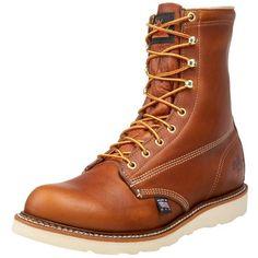 Thorogood Men's American Heritage 8' Plain Toe Boot