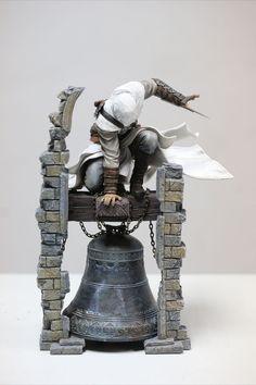Assassin´s Creed statuette Altair The Legendary Assassin Ubisoft