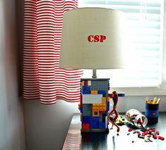30 Unusual and Fun Lamp Designs. Decorațiuni Interioare DiyLegoLego ... 4e1139d424a2a