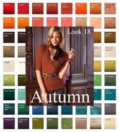 Do you know how to translate your Autumn color swatch into an outfit? Let me show you how these fabulous colors harmonize together. Visit www.style-yourself-confident.com/bring-your-colors-to-life.html