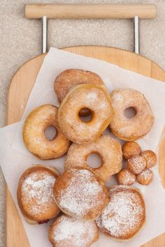 These Are the Easiest Doughnuts You'll Ever Make