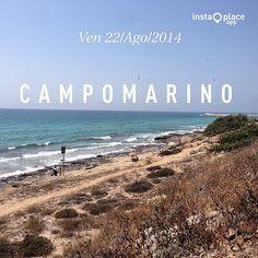 Campomarino nel Puglia