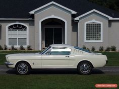1966 Ford Mustang PONY #ford #mustang #forsale #unitedstates