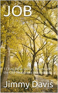 JOB: 11 Key Bible Study Lessons in the Old Testament Book of Job by Jimmy Davis http://www.amazon.com/dp/B015NIAWYC/ref=cm_sw_r_pi_dp_Wngawb12TF1Z5