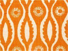 * Chic Provence *: Orange & Blue...Suddenly New!