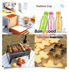 """Banggood III/3"" by zenabezimena ❤ liked on Polyvore featuring Kitchen Craft and kitchen"