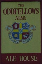 The Oddfellows Arms - London Road, Apsley, Herts, UK.