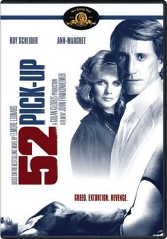 """Pick-up"""" Directed by John Frankenheimer. With Roy Scheider, Ann-Margret, Vanity, John Glover. A secret fling between a man and his mistress leads to blackmail and murder. From a book by Elmore Leonard. Ann Margret, One Of The Guys, Fun To Be One, She Movie, Film Movie, Clarence Williams Iii, Roy Scheider, Elmore Leonard, Doug Mcclure"""