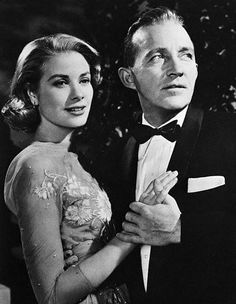 Bing Crosby with Grace Kelly (High Society) by Hollywood Photo Archive. Old Hollywood Glam, Golden Age Of Hollywood, Hollywood Stars, Hollywood Boulevard, Bing Crosby, High Society, Old Movies, Great Movies, Princesa Grace Kelly