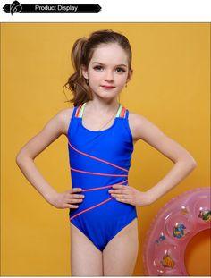 5024948875 Swimsuit Girls One Piece Beachwear. Bathing Suit Cover UpBathing  SuitsChiffon ...