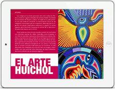 Colorful shine Travel Guide / Magazine