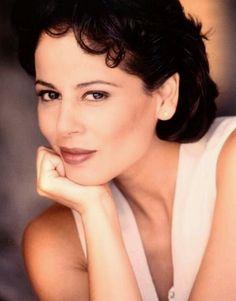 Roxann Biggs Dawson played half-human, half-Klingon B'Elanna Torres on Star Trek: Voyager