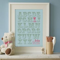 Love this!  Think I may have to recreate it for my daughter and each of my neices!