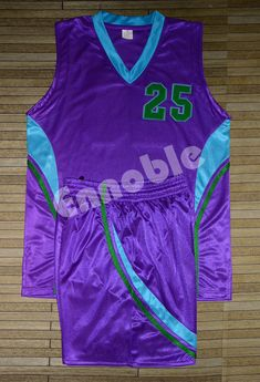 fe3ebfe2b Basketball Uniform in Dazzle Inbox us for further details or Email us at   ennoble