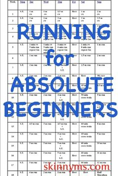 YOU can become a runner!  #free #running #program