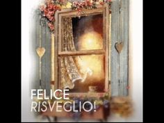 BUONGIORNO! FELICE RISVEGLIO. - YouTube Candle Sconces, Wall Lights, Youtube, Painting, Home Decor, Appliques, Decoration Home, Room Decor, Wall Fixtures