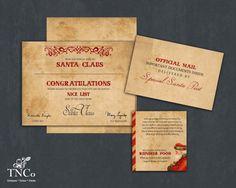 Santa letter printable santa claus letter reindeer food bag header santa letter printable santa claus letter reindeer food bag spiritdancerdesigns Image collections