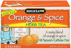 FREE Sample of Bigelow Tea on http://hunt4freebies.com