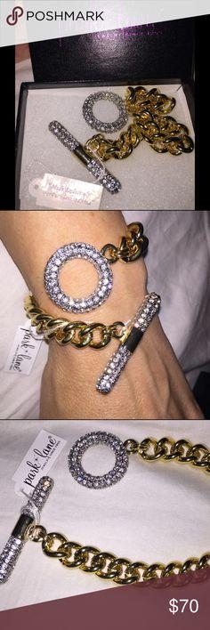 NWT Park Lane Diamond Couture Bracelet NWT Park Lane Diamond Couture Bracelet. Perfect condition Park Lane Jewelry Bracelets