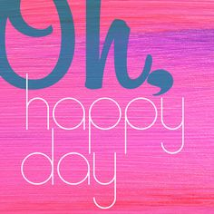 Make today a great day and shop local from 5:30-7:30pm or shop online all day and night! #happyday