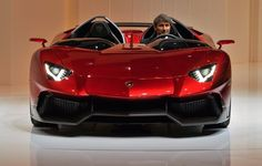 Automobile: One of the most beautiful car of 2012