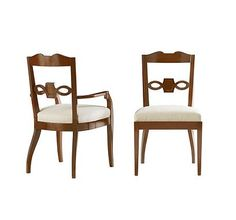 DEVERAL ARM CHAIR from the Acquisitions Paris collection by Henredon Furniture