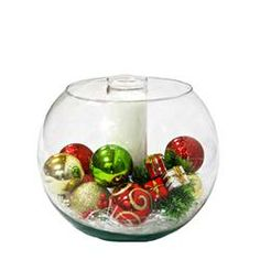 Christmas Decor Centerpiece