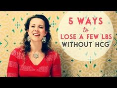 Gain A Few Lbs? 5 Ways to Lose Weight without the hCG Diet