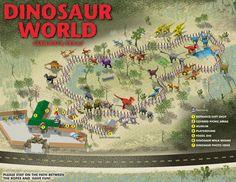 Dinosaur World – Glen Rose Texas   Dinosaur World