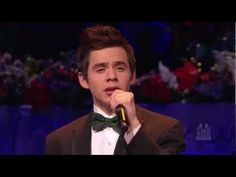 Silent Night - David Archuleta and the Orchestra at Temple Square