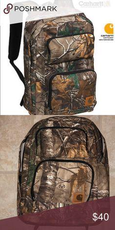 Used once Carhartt Bags Backpacks