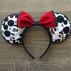Faces of Mickey Ears Mickey Mouse Ears Disney by TheAnchoredEar #MickeyMouse