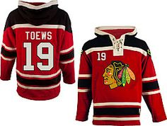 Toews hoodie by Old Time Hockey!