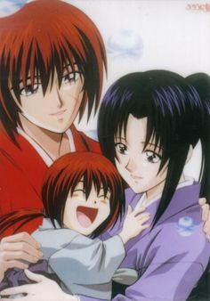 Ah, they make such a cute family!