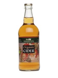 Sheppy's - Somerset make wonderful cider a lovely Farthers day gift.