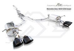 #Mercedes_Benz_W207_E250_Coupe Fi #exhaust / More: www.fi-exhaust.com / TEL : +886-2-26188966 / Email : info@fi-exhaust.com