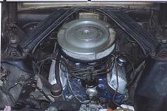 Paul and Sharlene Cartier's 1963 Falcon Sprint Hardtop...engine detail (410×273)
