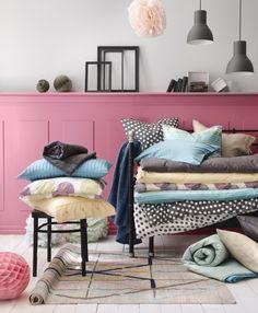 De que cor é o conforto?