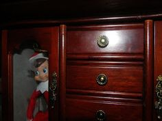 Day 11 Charlie, elf on the shelf, hid in a secret place!!