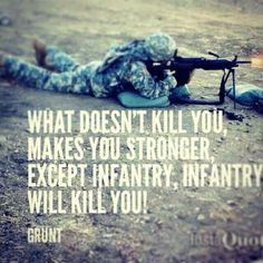 What doesn't kill you will make you stronger...